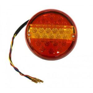 ТН 188 LED 12/24В Фонарь задний светодиодный универсальный MAN, Volvo, Scania, МАЗ, КАМАЗ, УРАЛ