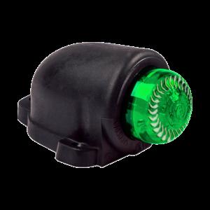 ГФ 3.19 с козырьком, LED рассеиватель «хрусталь»