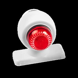 ГФ 3.21 LED белый, рассеиватель «хрусталь»
