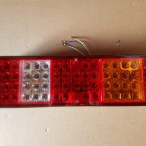 Фонарь задний светодиод LED Супермаз левый без указателя габарита