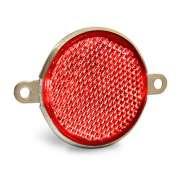 ФП-310 красн.круглый метал.с ушами